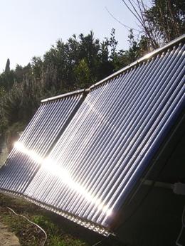 Vakuumski sončni kolektorji cena