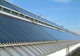 Vakuumski sončni kolektorji