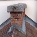 Popravilo zidanega dimnika