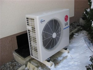 Ogrevanje s toplotnimi črpalkami