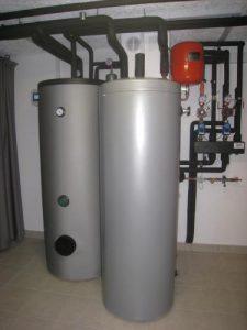 toplotna črpalka za centralno ogrevanje